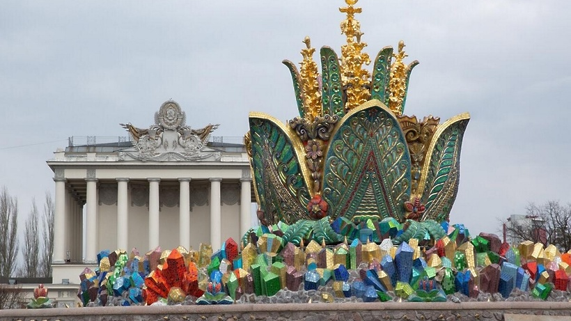 Стали известны подробности реставрации фонтана «Каменный цветок»