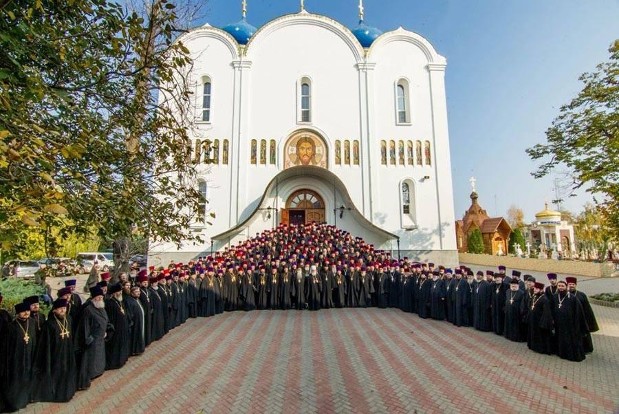 Епархии УПЦ МП – за единство с Русской Православной Церковью
