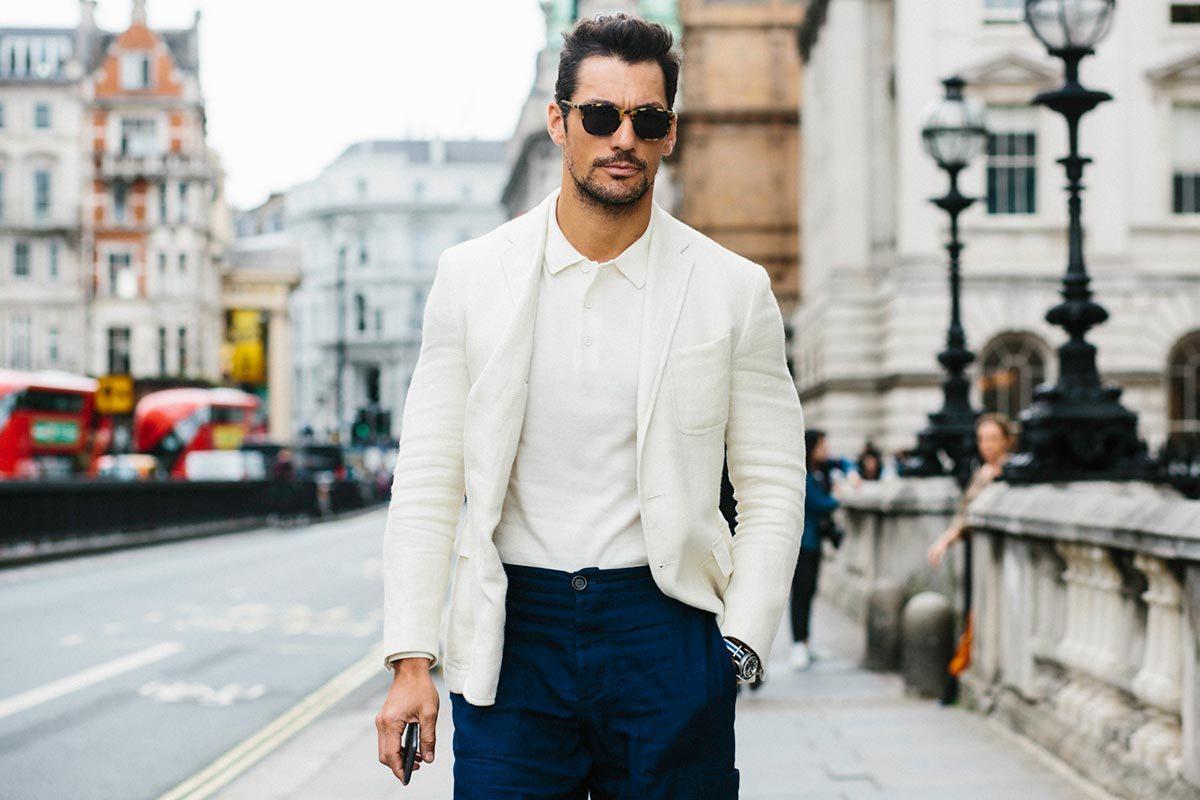 Летний мужской гардероб: 5 главных вещей