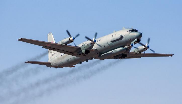 Путин назвал случайностью крушение Ил-20 и гибель 15 военных