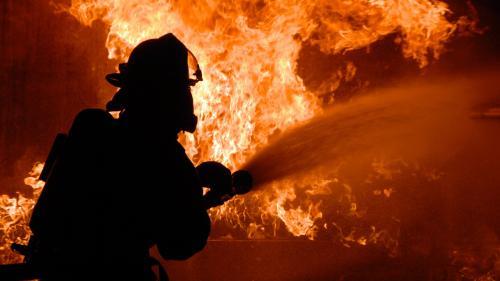 Инвалид погиб при пожаре в О…