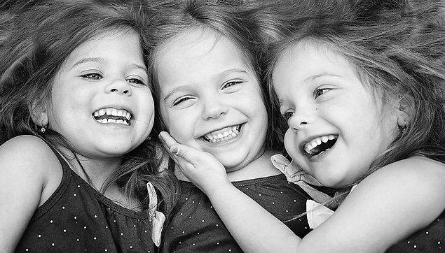 Веселая жизнь тройняшек — снимки, сделанные счастливой мамой 6 детей