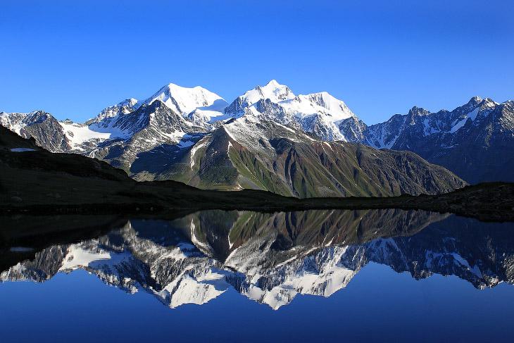 Гора Белуха — символ Алтая. Выдержки из фотодневника путешествия