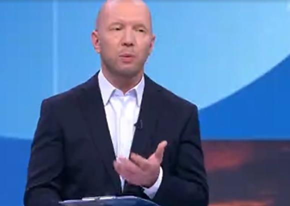 «Люди, которые пришли в центр Москвы — нормальные люди» Телеведущий «Первого канала» высказался об акции протеста в столице