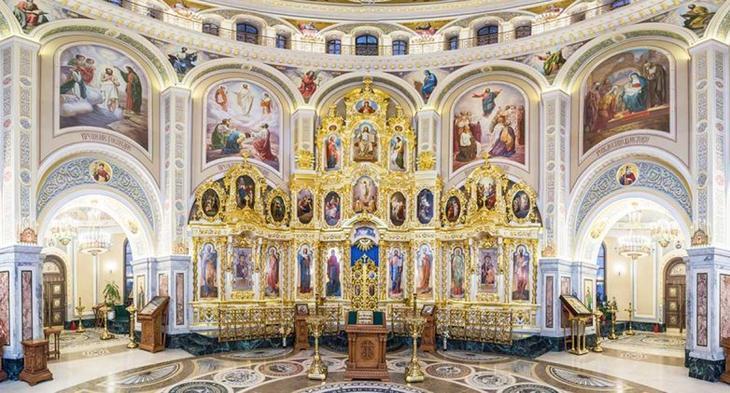 Как правильно понимать церковную роспись…