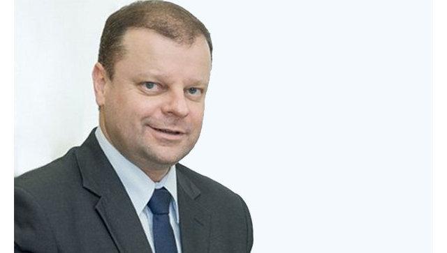 """Литва будет  """"сдерживать Газпром"""""""
