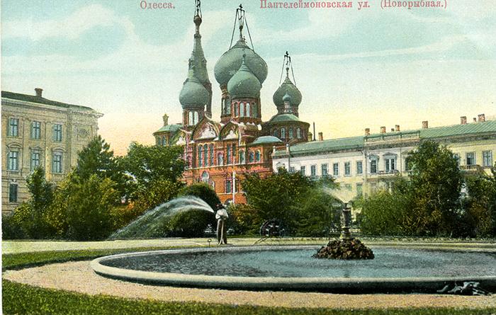 М.Ивлев: Русский ли город Одесса?