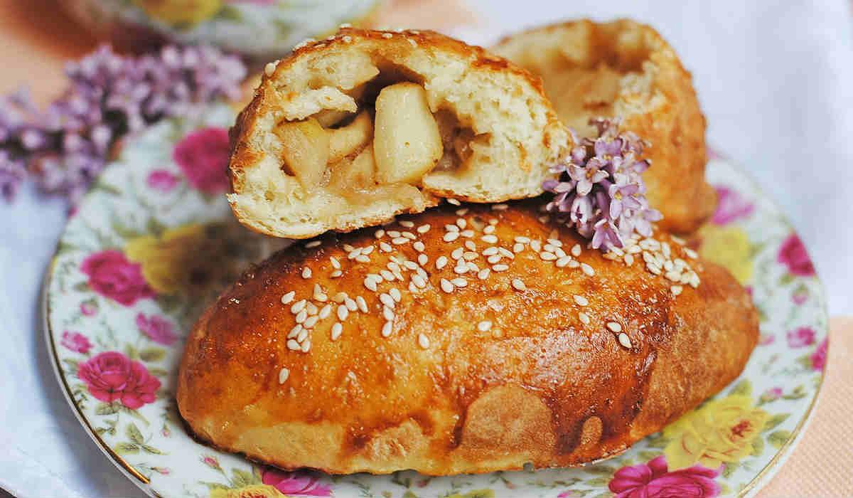 Начинки для пирогов из советской книги выпечка,начинка для пирогов,рецепты