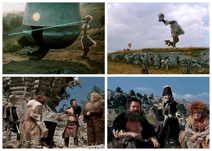 Детский фантастический фильм «Лиловый шар» (1987 г.), по роману Кира Булычева был снят режиссером Павлом Арсеновым в Крыму.