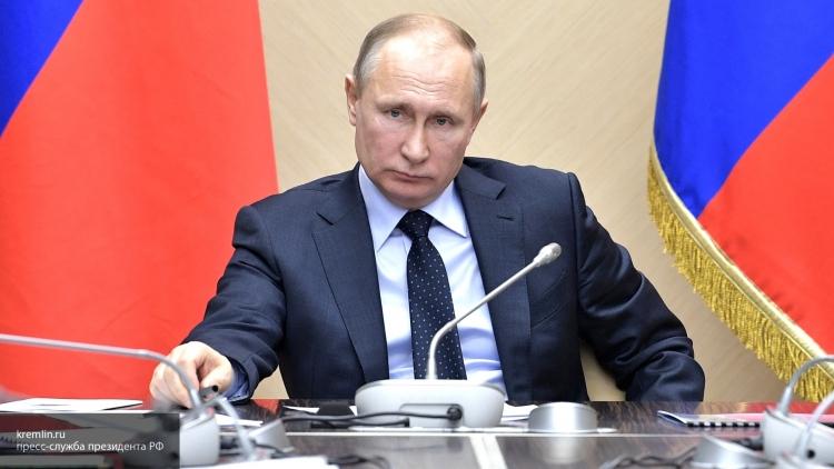 Путин назначил нового главного следователя полиции Санкт-Петербурга