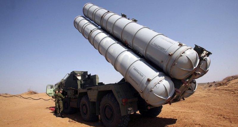 Атаки Израиля на Сирию прекратились с появлением С-300