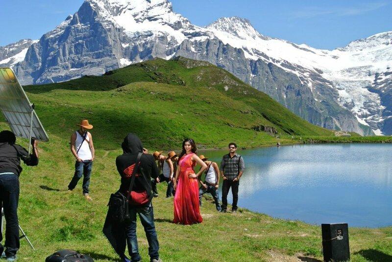 Фильмы Болливуда снимают в Швейцарии жизнь в Швейцарии, интересно, факты, швейцария