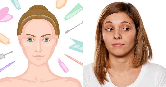красивые женщины без макияжа