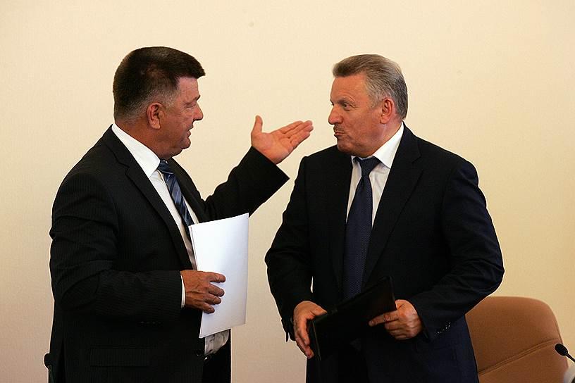 Вот, новый поворот... ЛДПРовец  Фургал, согласился стать первым замом у действующего губернатора