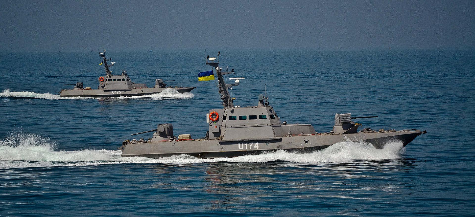 Украинские корабли получили технологию стелс