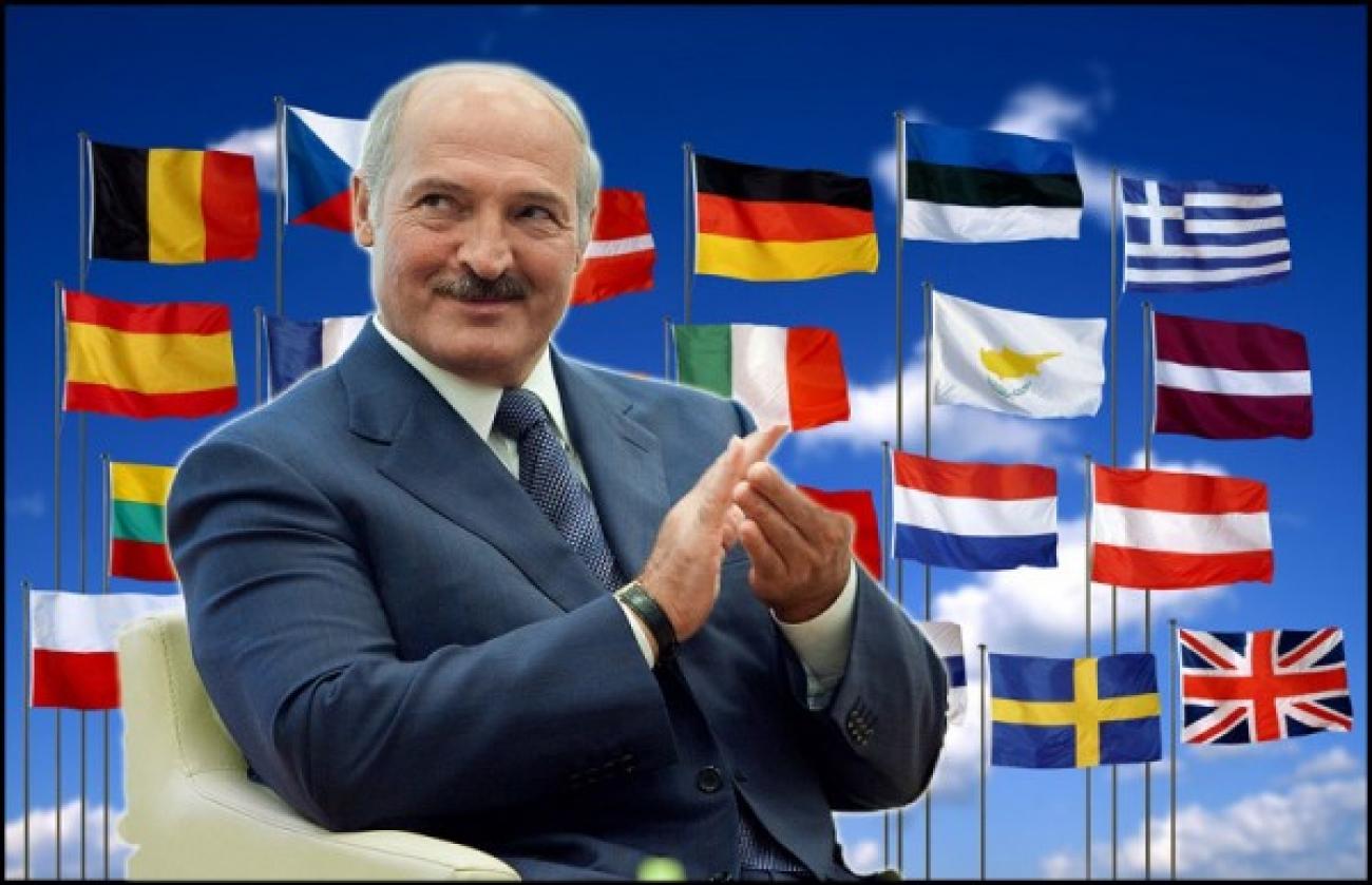 Лукашенко лавирует между ЕС и «объятиями Путина»