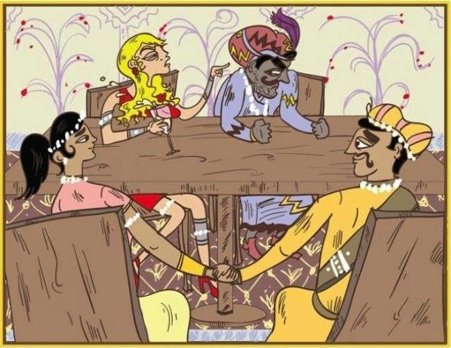 «Камасутра» для супругов со стажем