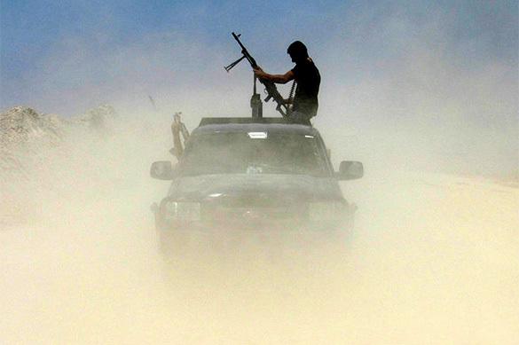 На юге Сирии остановлен прор…