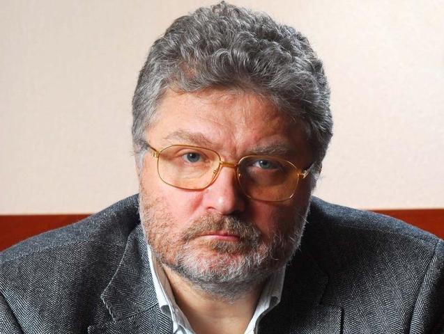 Юрий Поляков представляет в Доме национальностей новую книгу