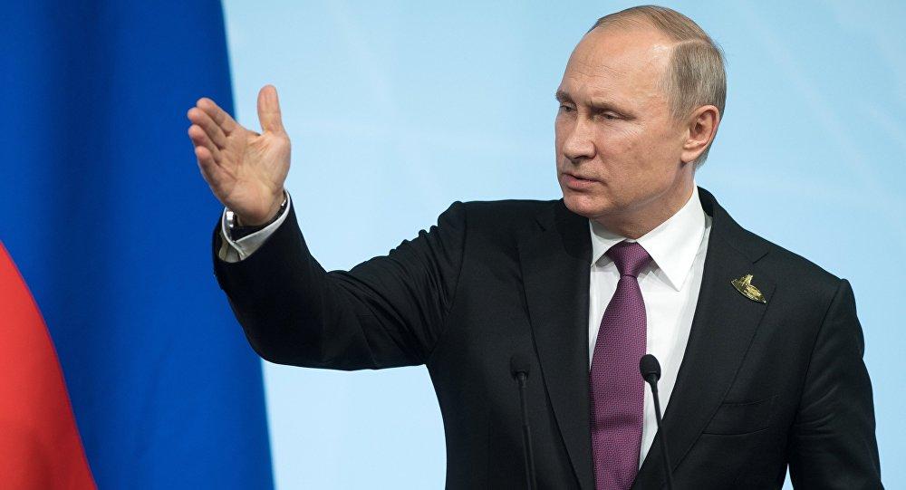 Путин рассказал о росте напряженности в мире