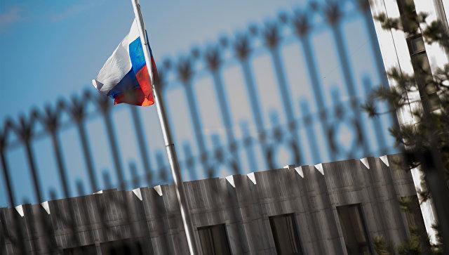 Посольство РФ резко осадило …