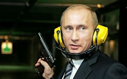 Запад забыл что у руля России агент КГБ