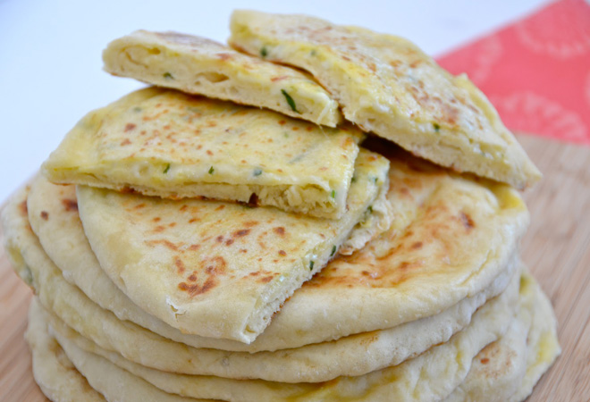 Хачапури на завтрак за пару минут