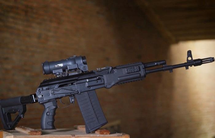 АК-308: оружие будущего
