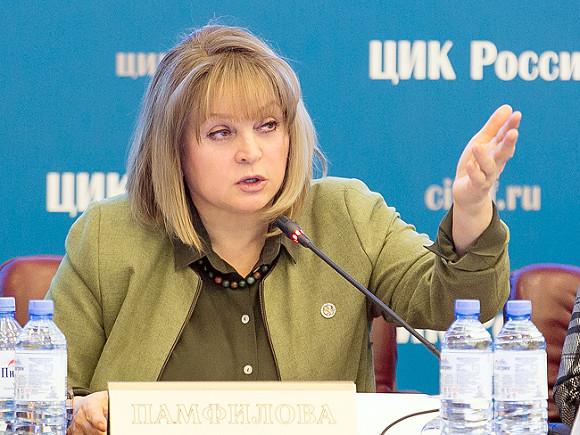 Памфилова: Оснований для референдума по изменению Конституции нет