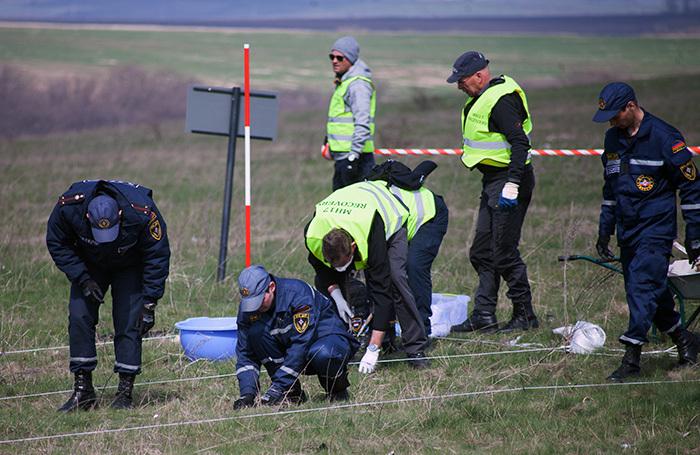 Минобороны продолжают задавать вопросы о ракете, сбившей Boeing МН-17
