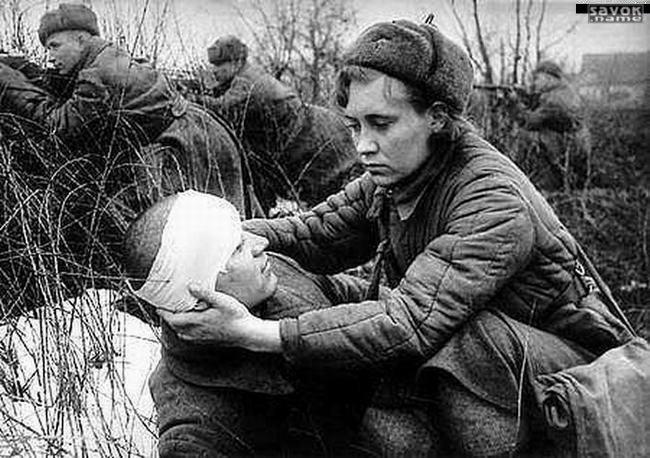 Истории женщин, побывавших на войне