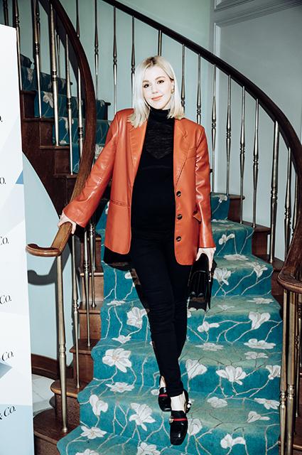 Марина Александрова, Надежда Оболенцева, Божена Рынска и другие на открытии ювелирной выставки Светская жизнь