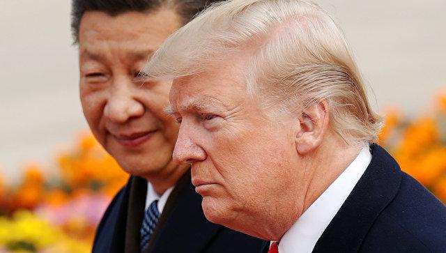 От ворот поворот: Китай отказался от импорта нефти и газа из США