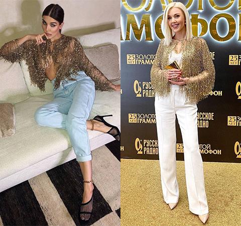 Модная битва: Дарья Коновалова против Юлианны Карауловой