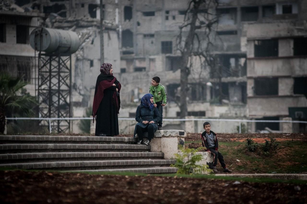 В Сирии откроют реабилитационные центры для пострадавших в ходе войны