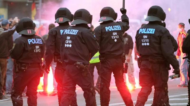 В Германии не хватает полицейских