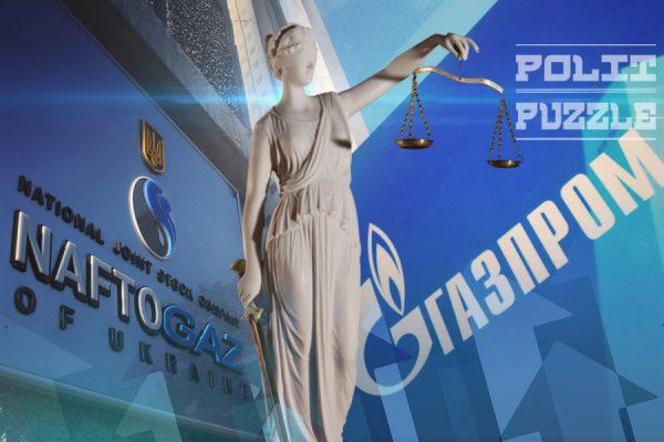 Новый виток в «газовом споре» с Украиной: «Газпром» требует отменить решение Стокгольмского арбитража