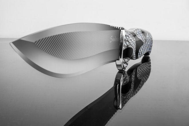Самый дорогой нож мира