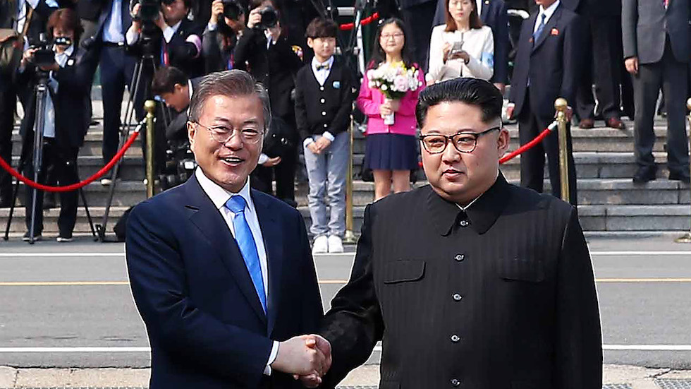Южная и Северная Кореи догов…