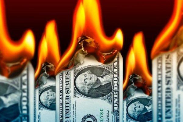 Пора распрощаться с долларом…