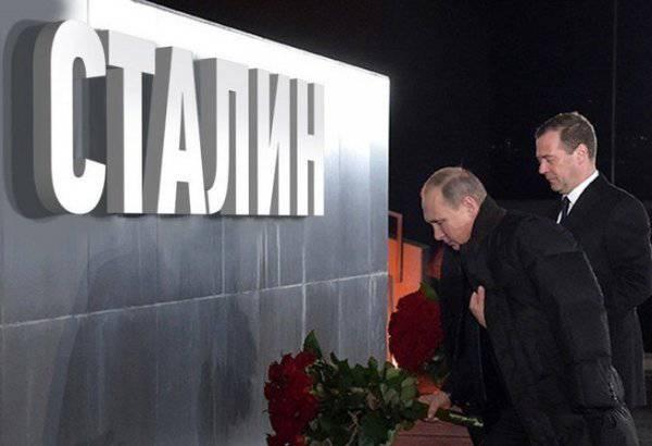 Великобритания, сталинизм, Путин и президентские выборы в России: неужели совпадение?