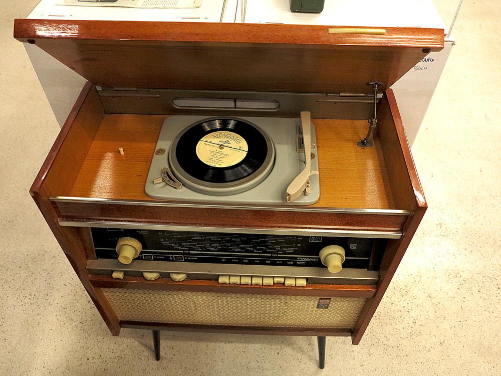 Радиолы советские. Как это было