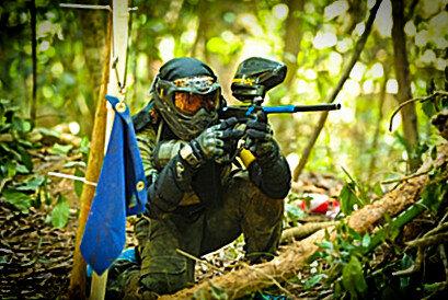 """Как один русский боец """"положил"""" всю команду американских солдат"""