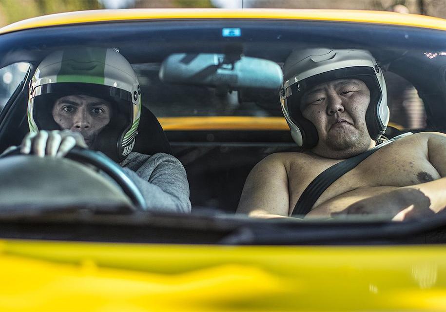 Появился трейлер нового сезона Top Gear: суперкары, вездеходы и Кен Блок