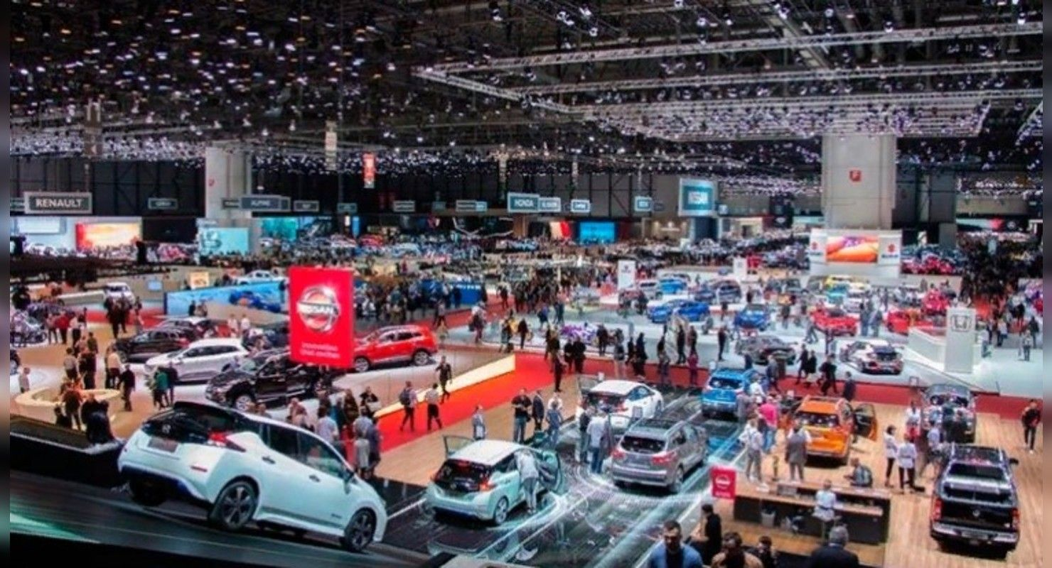 Автосалон в Женеве может открыться в конце весны 2021 года Автограмота