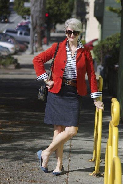 Капсульный летний гардероб для женщины 40-50 лет