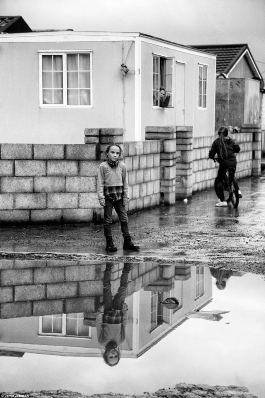Дети ирландских цыган, которые очень рано взрослеют