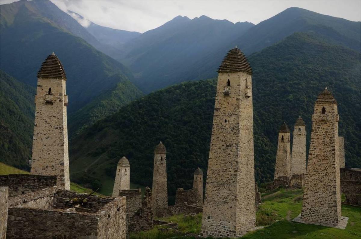 Швейцария на Кавказе: фотопу…