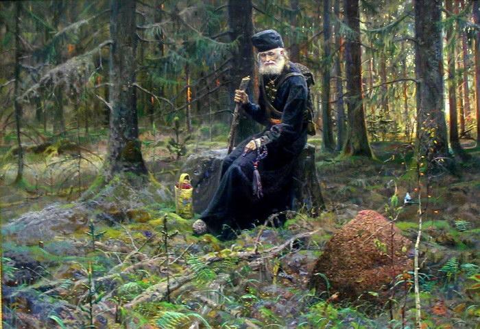 Картины Павла Рыженко. Необы…