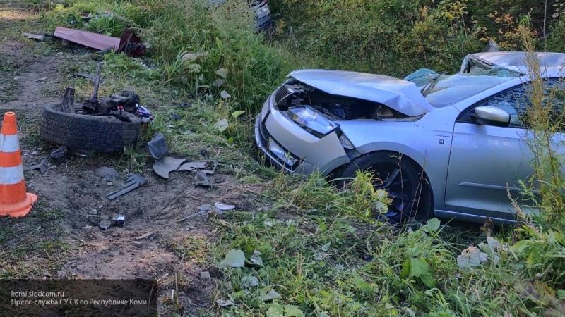 В Ленобласти в ДТП была сильно травмирована пассажирка